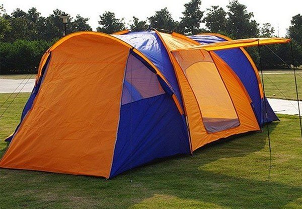 Best Three Bedroom Dome Tent • Grabone Nz With Pictures