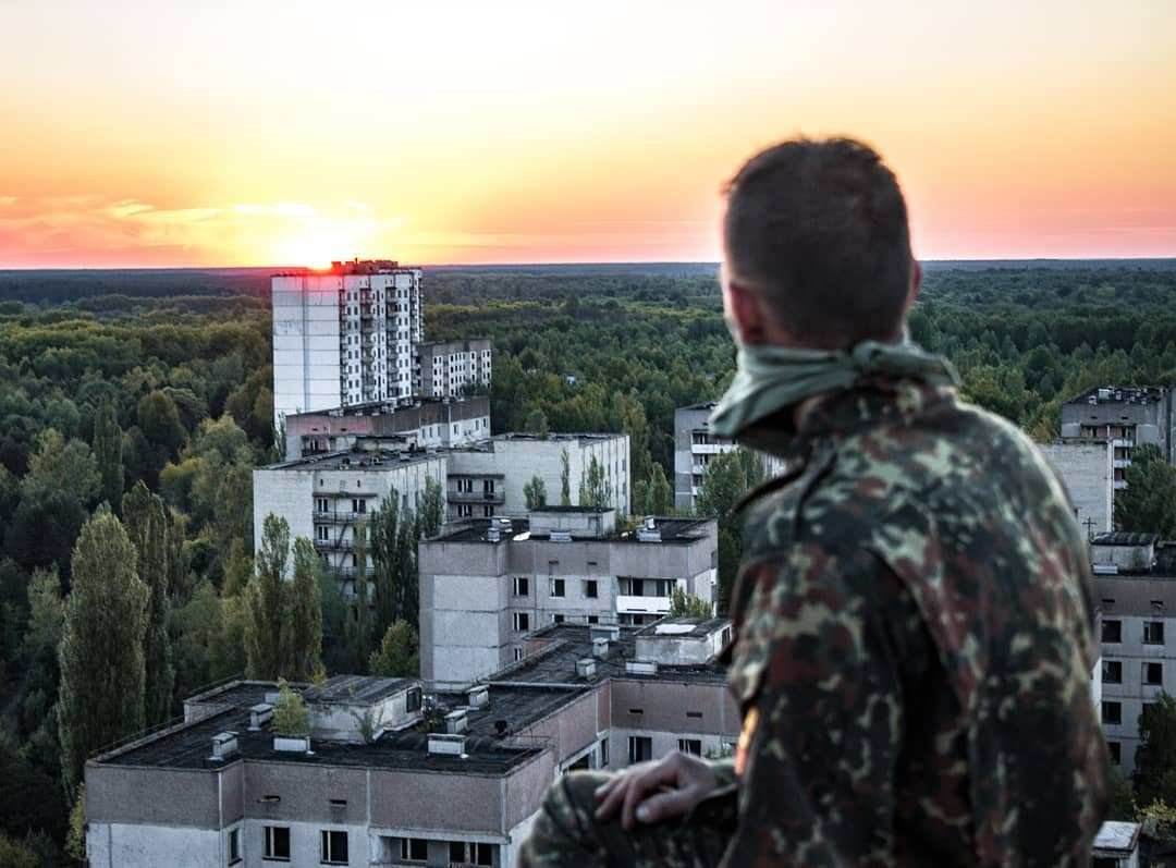 Best Daredevil Ukrainian Stalkers Took Stunning Photos Inside With Pictures