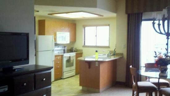 Best 1 Bedroom Kitchen Picture Of Polo Towers Suites Las Vegas Tripadvisor With Pictures