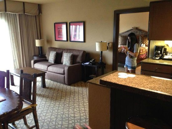Best One Bedroom Kidani Villa Picture Of Disney S Animal With Pictures