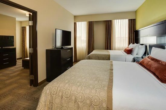 Best Two Bedroom Suite Two Queen Beds Picture Of Staybridge With Pictures