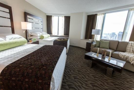 Best Two Bedroom Suite Picture Of Atlantic Palace Suites With Pictures