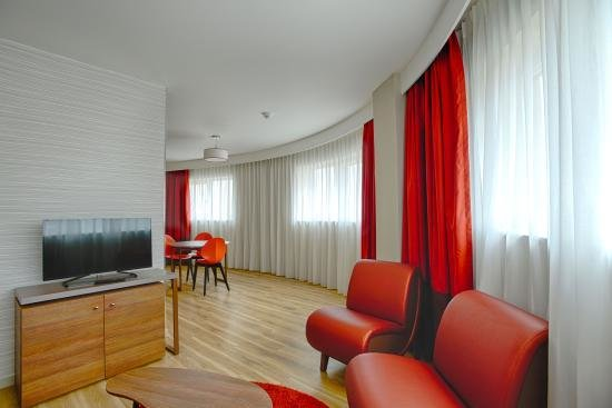 Best Adagio Birmingham City Centre One Bedroom Apartment Picture Of Aparthotel Adagio Birmingham With Pictures