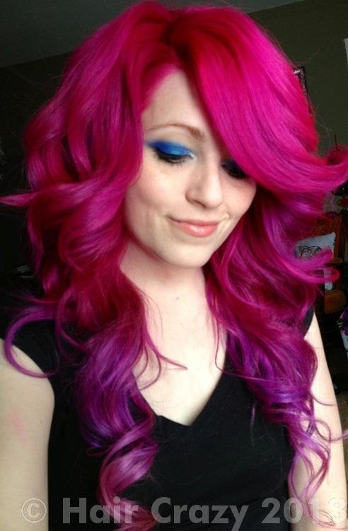 Free How Can I Dye My Hair Magenta Forums Haircrazy Com Wallpaper