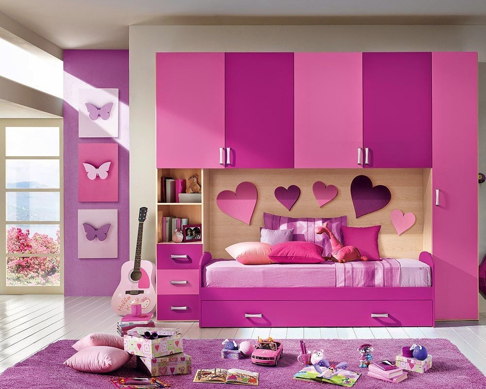 Best Absolutely Gorgeous Pink And Purple Bedroom Ideas Mosca With Pictures