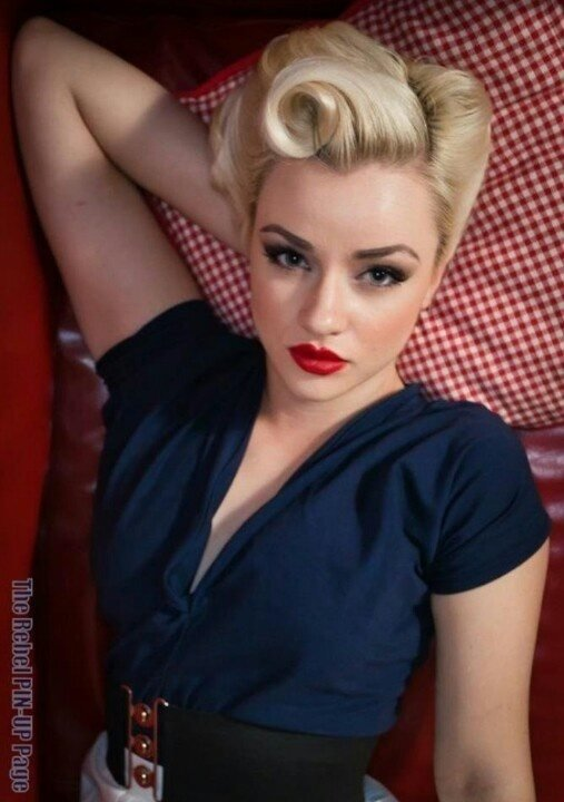 Free What Are Some Easy 50S Hairstyles Quora Wallpaper