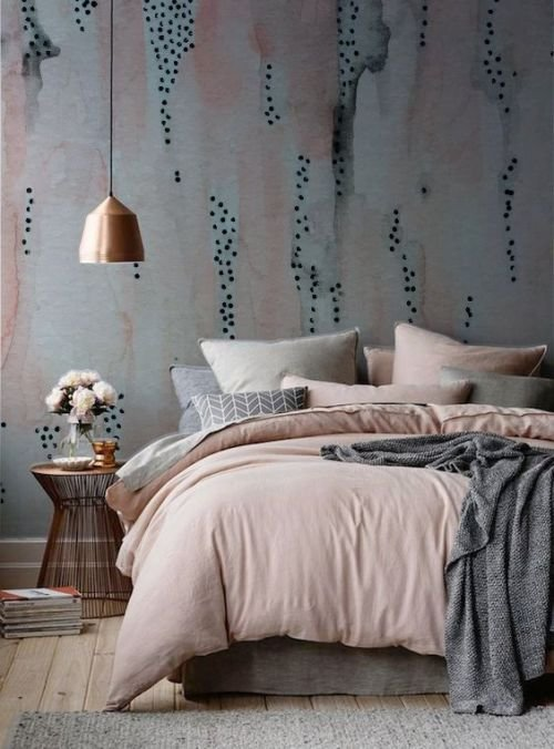 Best Bedroom Wallpaper Ideas Tumblr With Pictures