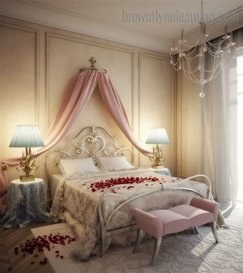 Best Romantic Bedroom Decorating Ideas For Anniversary With Pictures