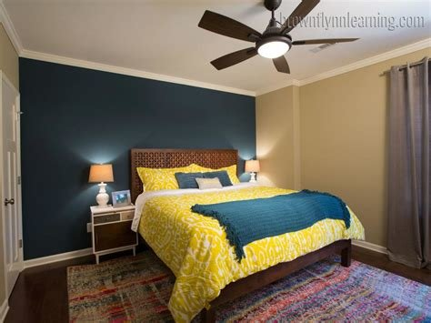 Best Teal And Yellow Bedroom With Pictures