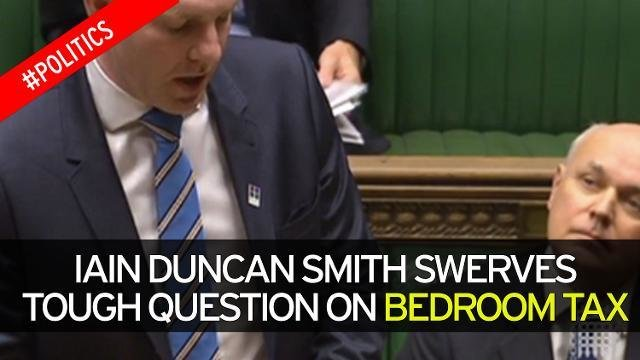 Best Cowardly Iain Duncan Smith Ducks Mps Furious Questions With Pictures