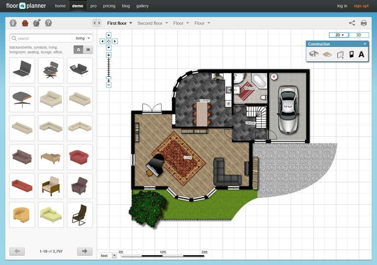 Best 5 Free Online Room Design Applications With Pictures