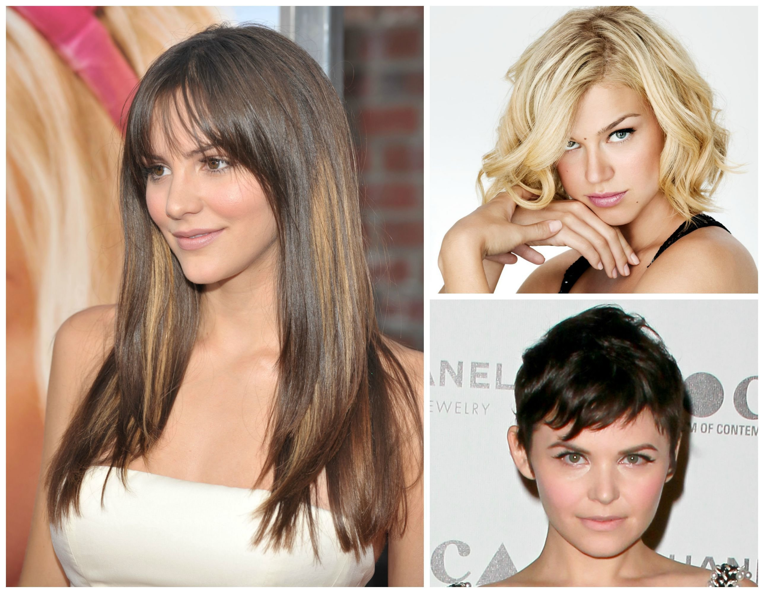 Free How To Choose A Haircut That Flatters Your Face Shape Wallpaper
