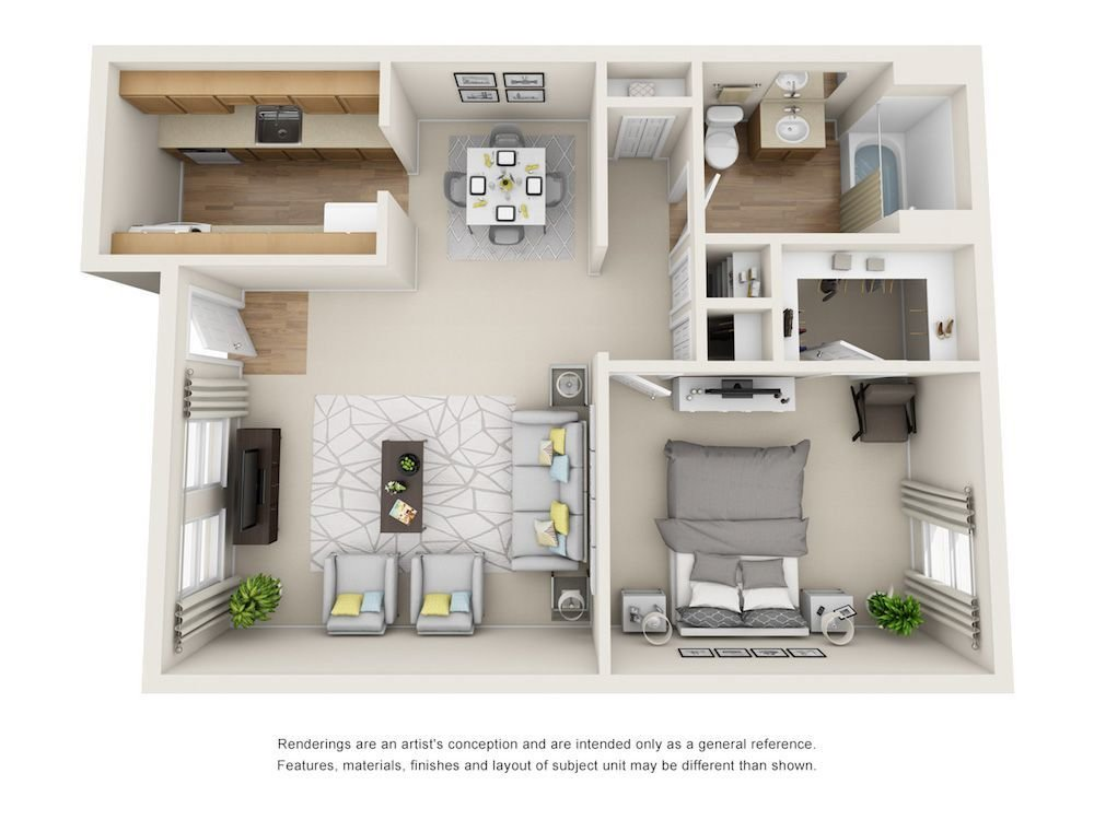 Best Floor Plans Fairway View Apartments In Baton Rouge With Pictures