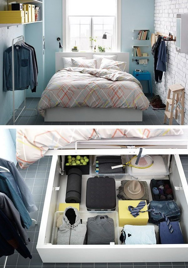 Best Cool Ikea Bedroom Ideas With Pictures