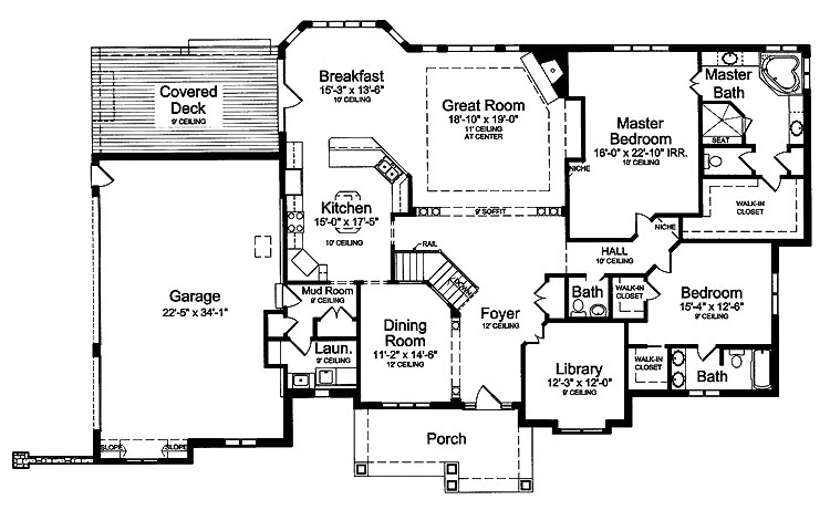Best Master Suite Floor Plans Two Bedrooms Hwbdo House Plans With Pictures
