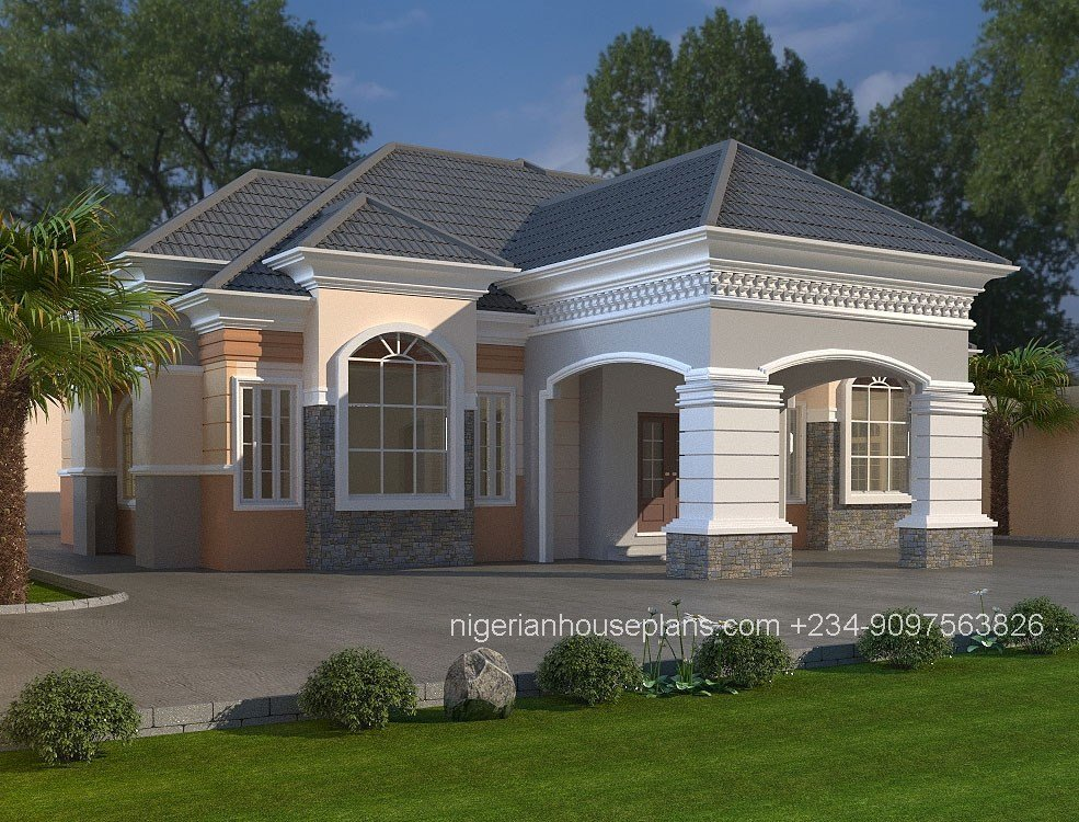 Best Nigerianhouseplans Your One Stop Building Project With Pictures