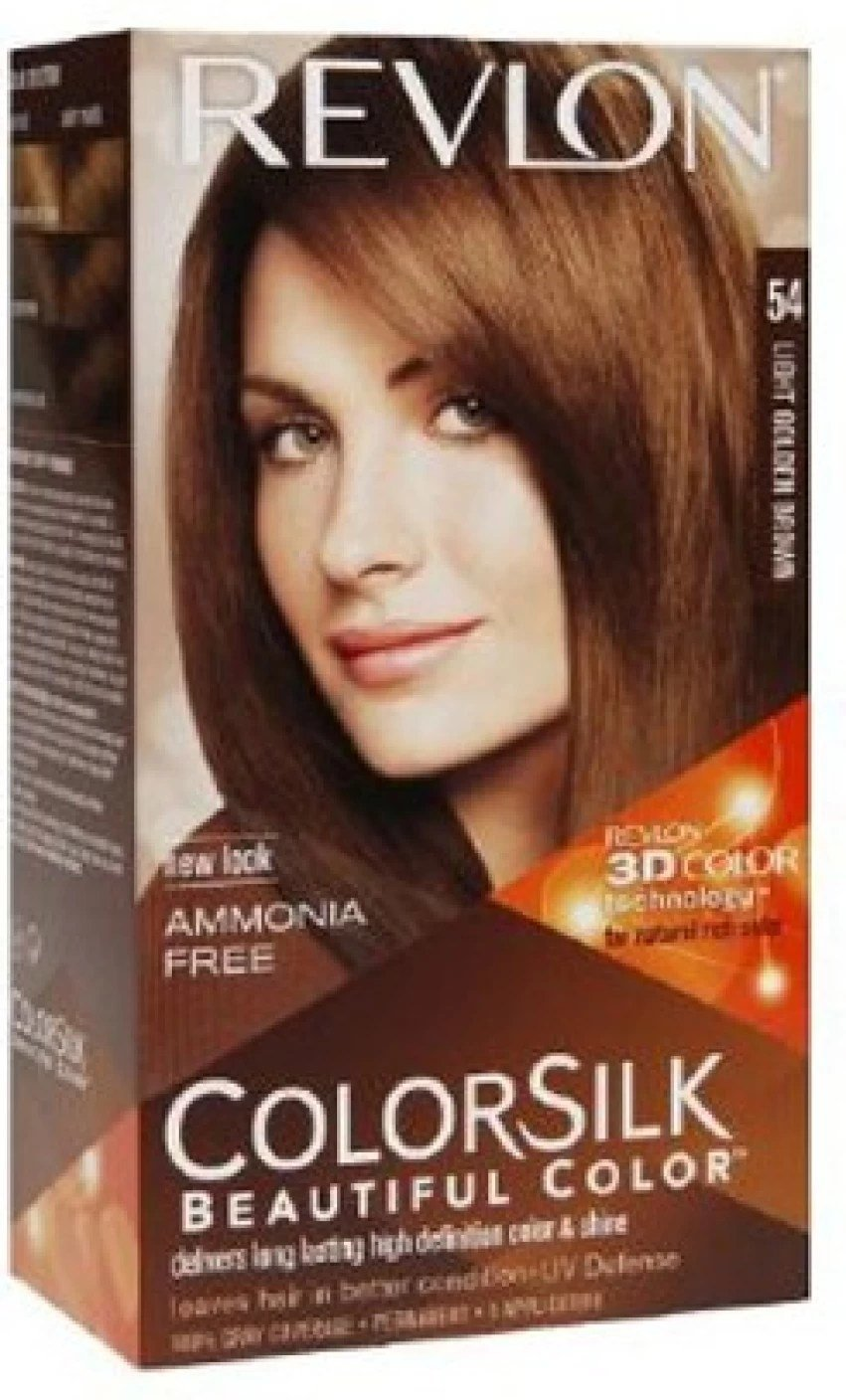 Free Revlon Colorsilk With 3D Technology Hair Color Price In Wallpaper