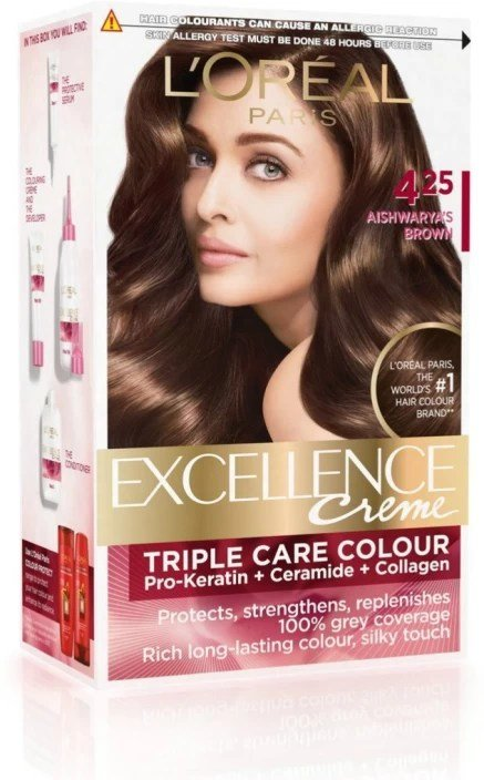 Free L Oreal Paris Excellence Creme Hair Color Price In India Wallpaper