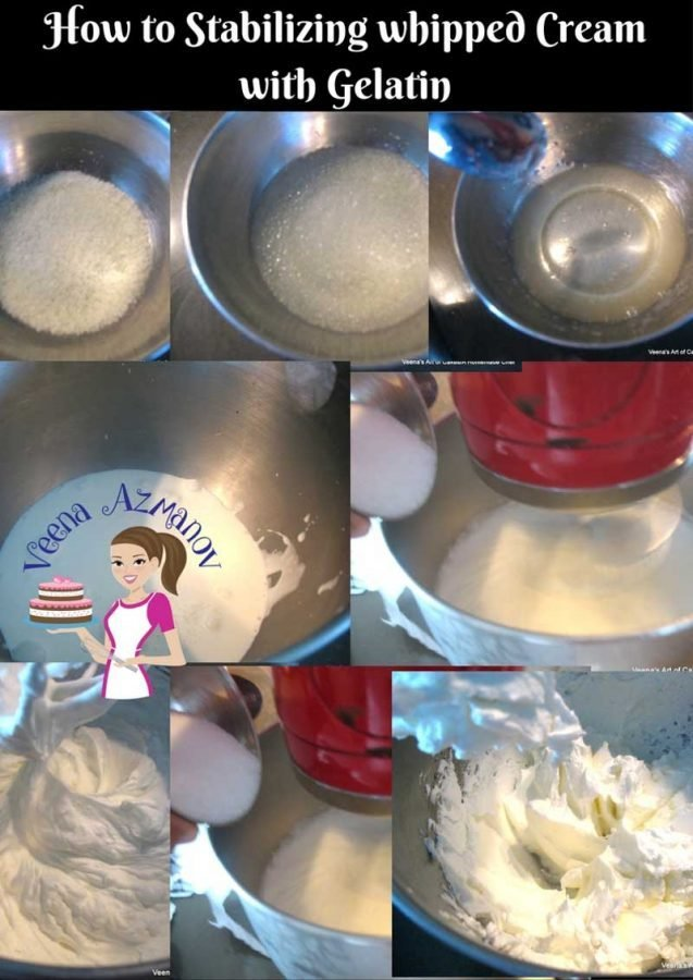 Best How To Stabilize Whipped Cream 5 Different Methods With Pictures