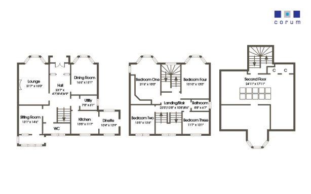 Best L Shaped 3 Bedroom House Plans Uk Plans Diy How To Make With Pictures