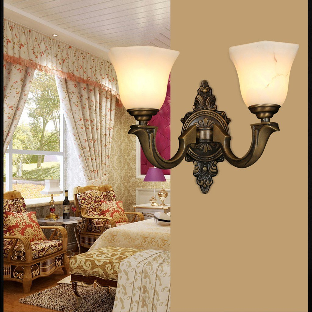 Best Modern Wall Lamp Sconce Light Bedroom Bedside Lighting With Pictures