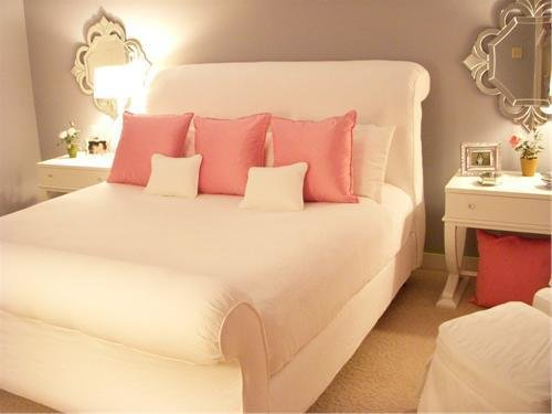 Best My Romantic Pink Bedroom Retreat Bedrooms Rate My With Pictures