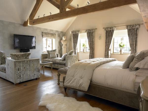 Best Bedroom Lounge Area Transitional Bedroom Farrow With Pictures