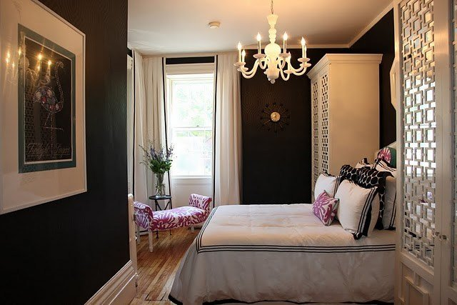 Best Black And White Drapes Design Ideas With Pictures