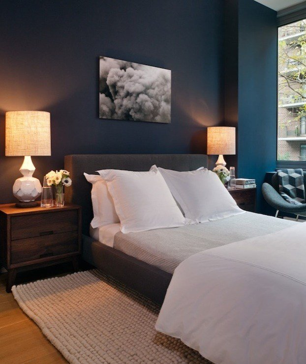Best Peacock Blue Bedroom Paint Design Ideas With Pictures