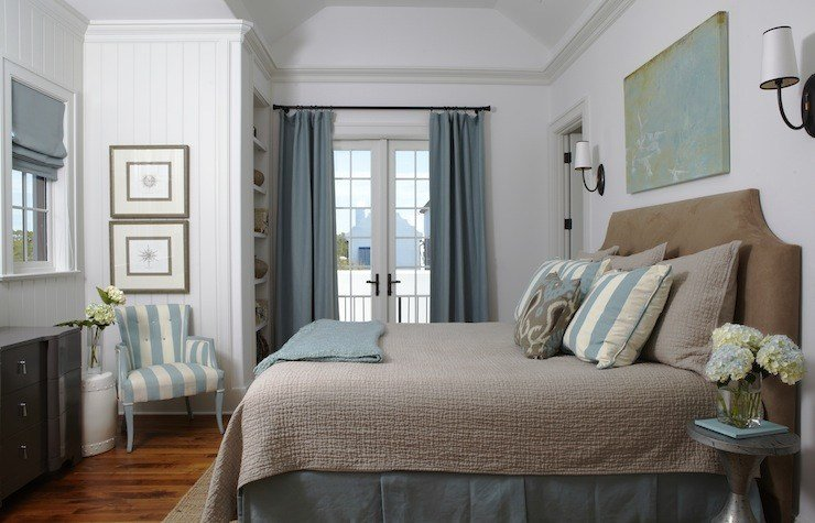 Best Brown And Blue Bedroom Cottage Bedroom Tracery Interiors With Pictures