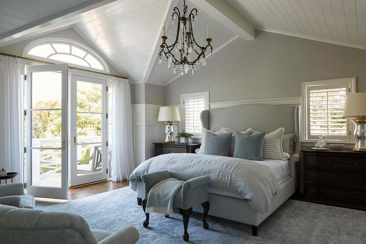 Best Bedroom Vaulted Ceiling Design Ideas With Pictures
