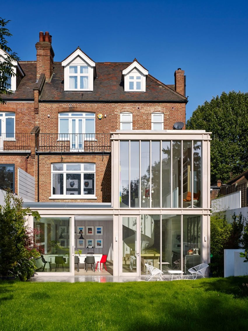 Best Andy Martin Architecture Refurbish A 5 Bedroom Edwardian With Pictures