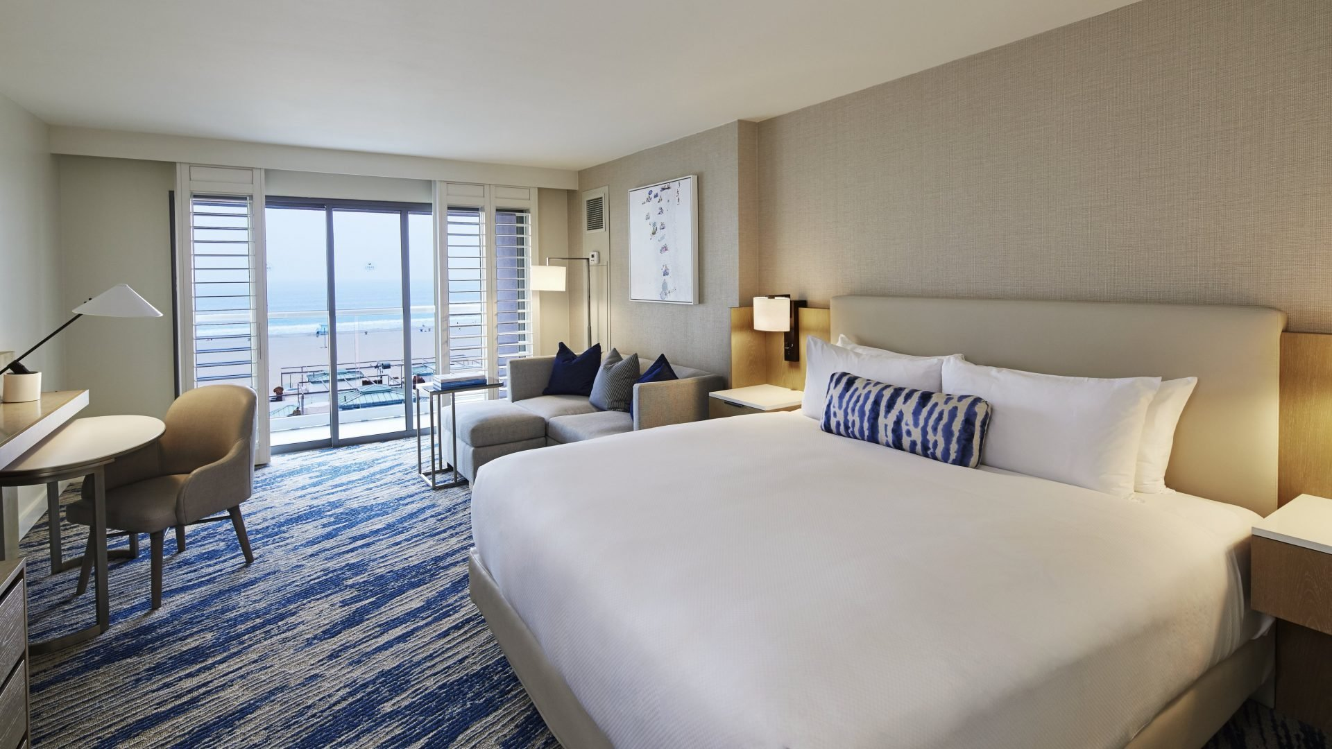 Best Santa Monica Accommodations Loews Santa Monica Hotel With Pictures