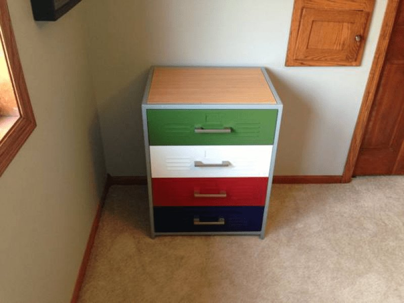 Best Boys Locker Room Style Bedroom Set For Sale Woodbury Mn With Pictures