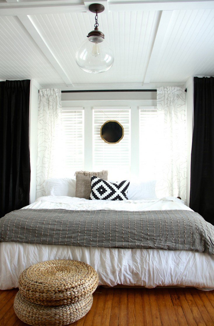 Best Rehab Diaries Diy Beadboard Ceilings Before And After With Pictures