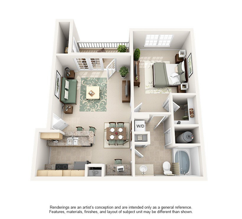 Best Luxury 1 2 And 3 Bedroom Apartments In Lexington Ky With Pictures