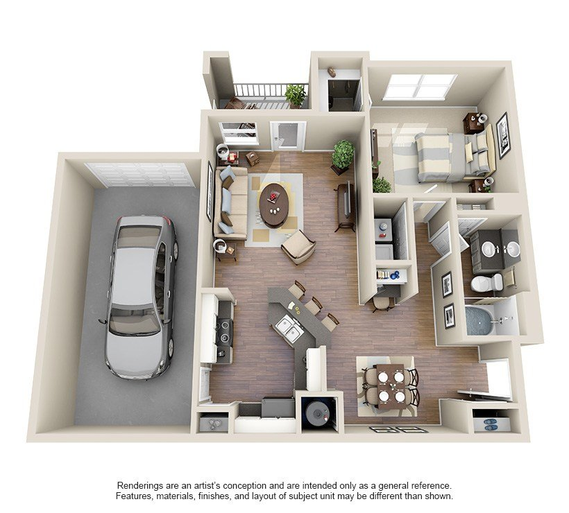 Best One Two And Three Bedroom Apartments In Houston Tx With Pictures