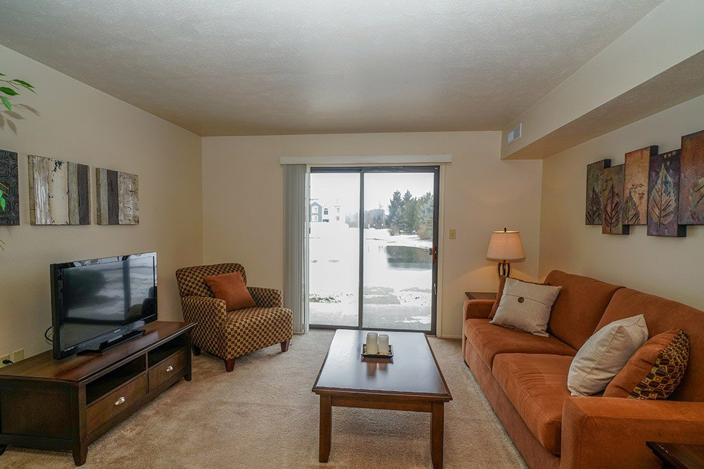Best South Bridge Apartments In Fort Wayne In Edward Rose With Pictures