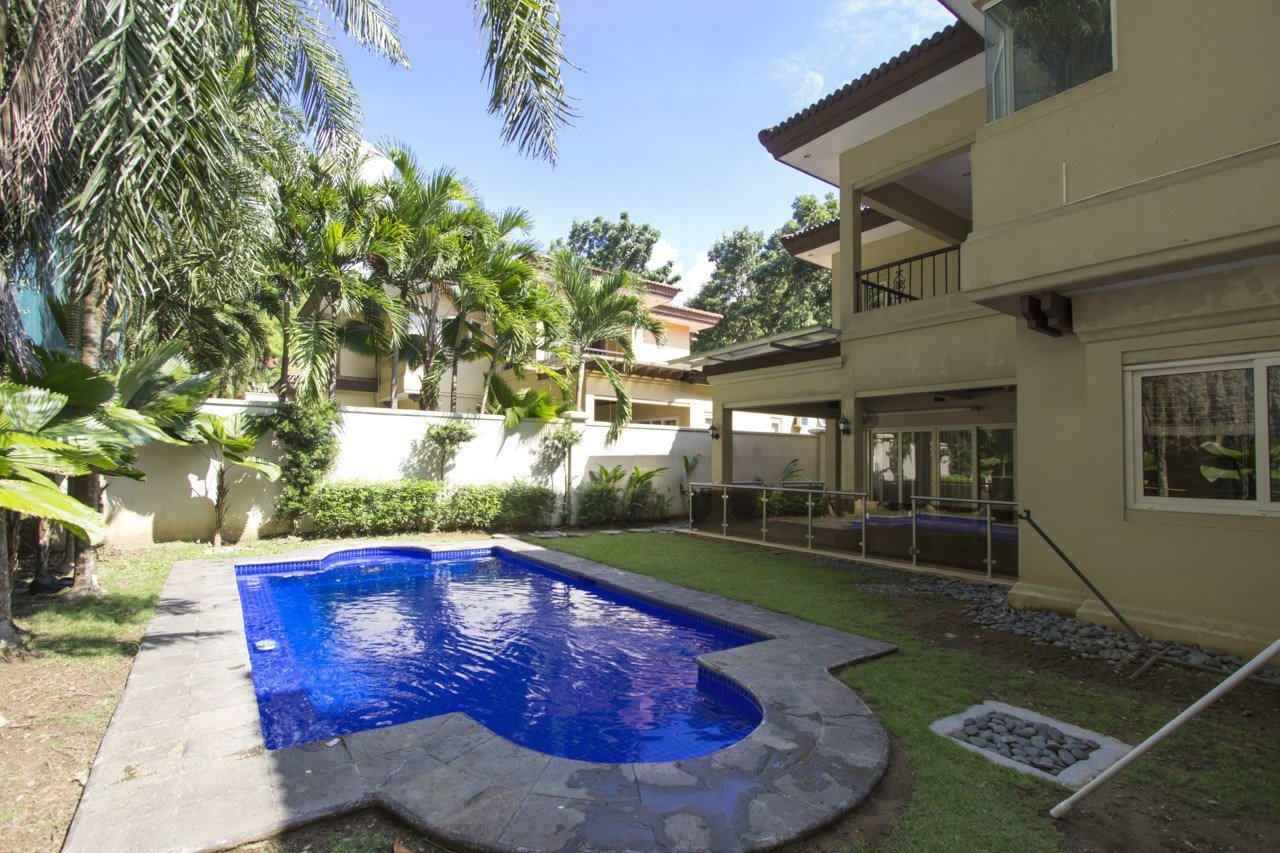 Best 4 Bedroom House With Swimming Pool For Rent In Maria Luisa Park Cebu Grand Realty With Pictures
