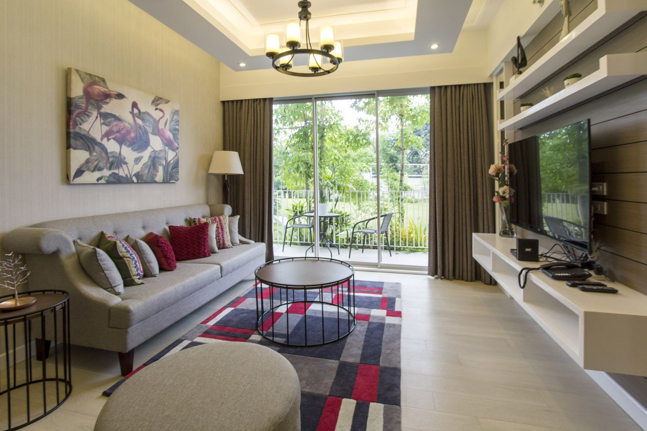 Best Modern 1 Bedroom Condo For Rent In Sanson 32 • Cebu Grand Realty With Pictures