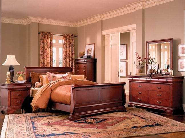 Best Louis Phillips Bedroom Suite 401 Champion Sales And With Pictures