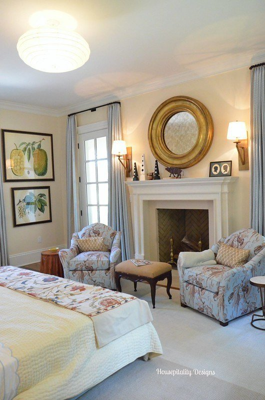 Best The Master Bedroom Bath Living Room Southern Living With Pictures
