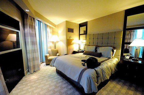 Best V Suite Thehotel Mandalay Bay Bedroom Ft Kuroneko Flickr With Pictures