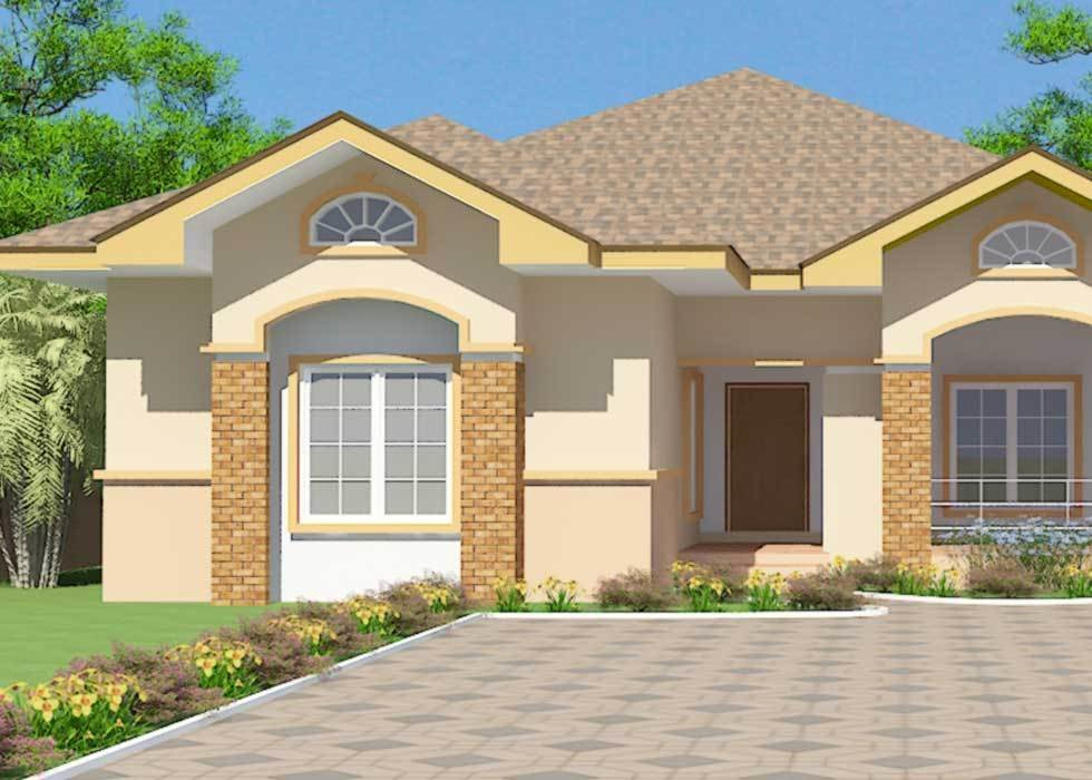Best 3 Bedrooms House Plan 2 Bathrooms With Huge Master Bedroom With Pictures
