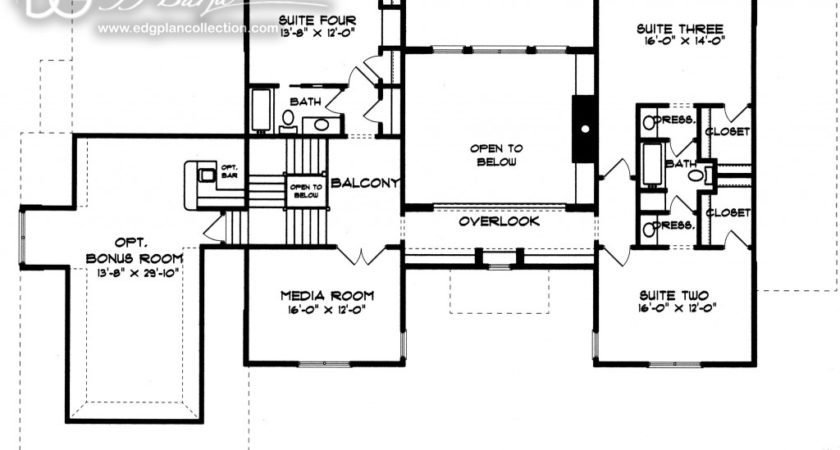 Best Awesome 5 Bedroom House Plans With Bonus Room 20 Pictures With Pictures