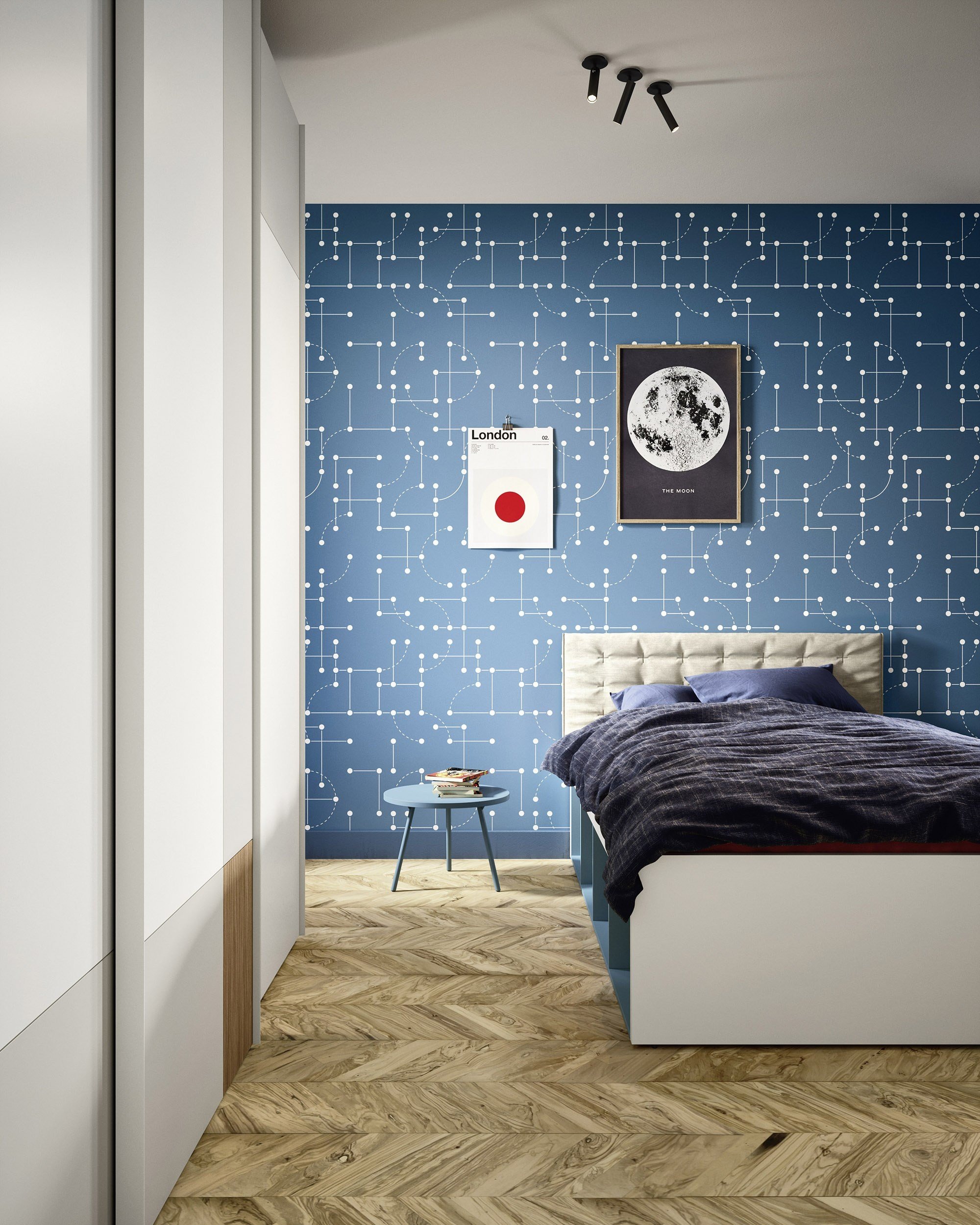 Best Teenage Bedroom Ideas The Best Wallpapers For Teens With Pictures