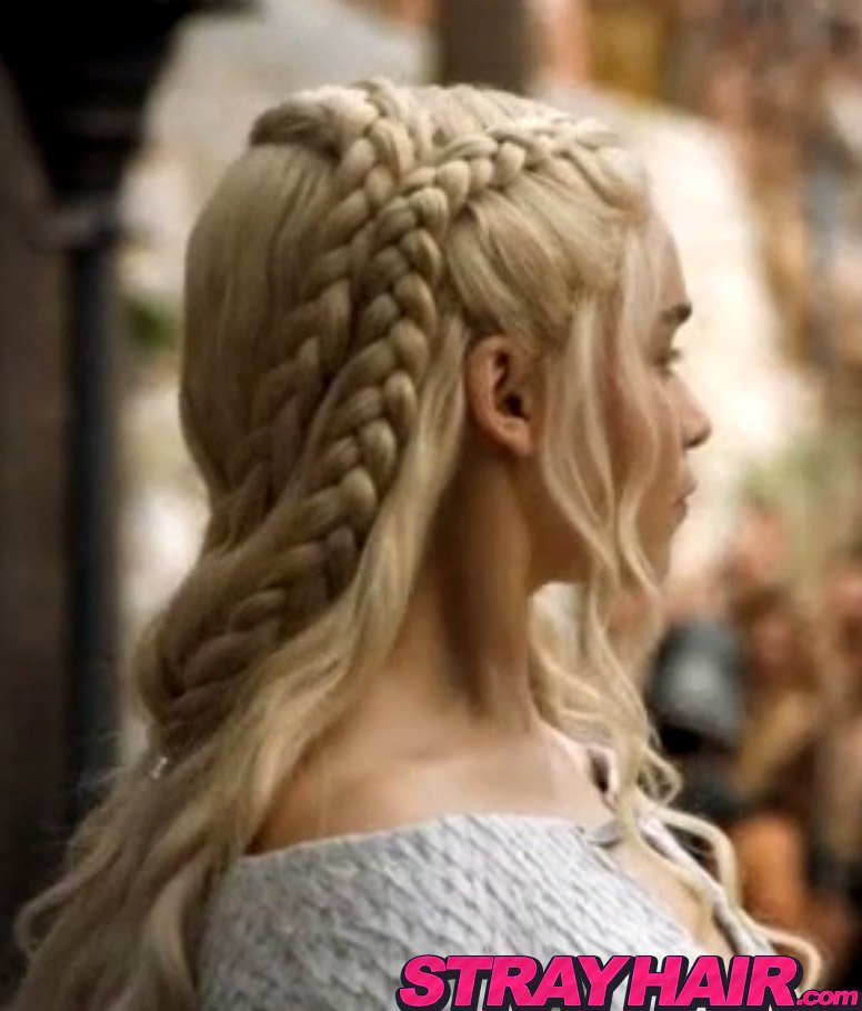 Free Daenerys Targaryen Game Of Thrones Season 5 Hairstyles Wallpaper