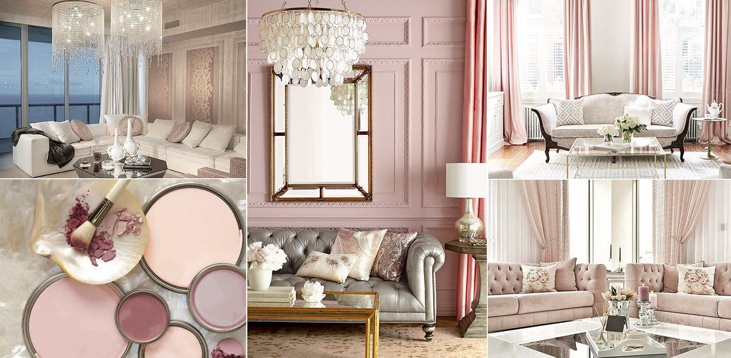 Best Modern Glam Decor Glamorous Decorating Ideas With Pictures