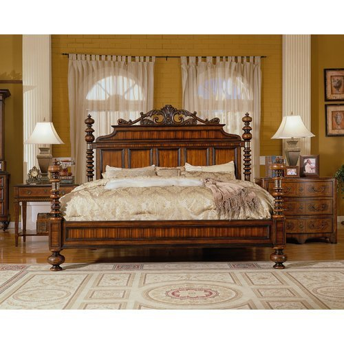 Best Lisbon Eastern King Customizable Bedroom Set Wayfair With Pictures