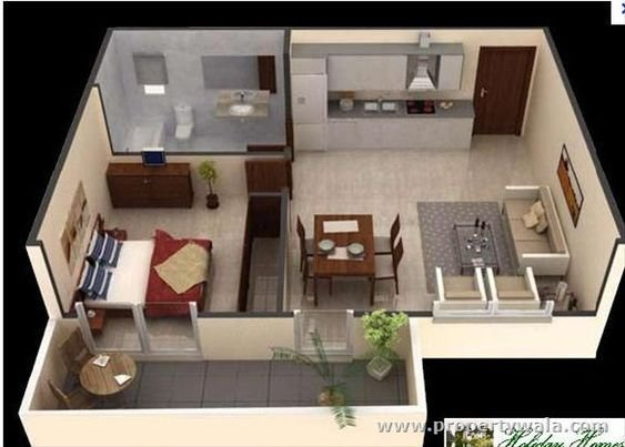 Best 1 Bedroom Apartment Decorating Bedroom Apartment Flat For Sale In Knowledge Park 3 Greater With Pictures